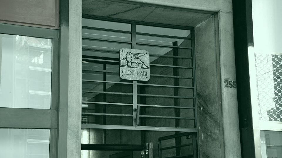 Generali piazza CLN Torino